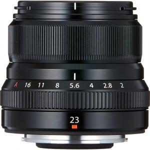 Resigilat: Fujifilm XF 23mm f/2 R WR , black - Resigilat [2]