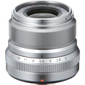 Fujifilm XF 23mm f/2 R WR Silver0