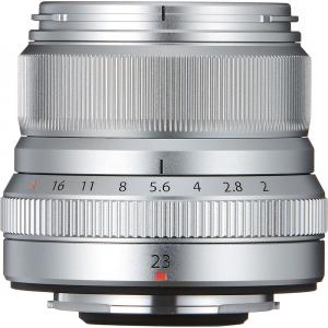 Fujifilm XF 23mm f/2 R WR Silver1