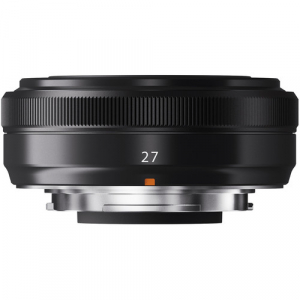 Fujifilm XF 27mm f/2.8 Black [1]