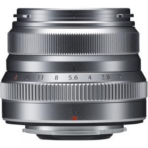 Fujifilm XF 35mm f/2 R WR - Silver1