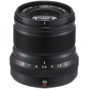 Fujifilm XF 50mm f/2 R WR - black3