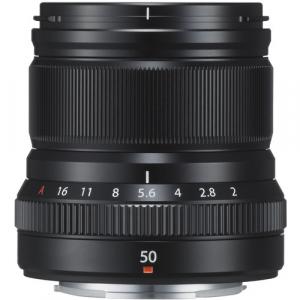 Fujifilm XF 50mm f/2 R WR - black1