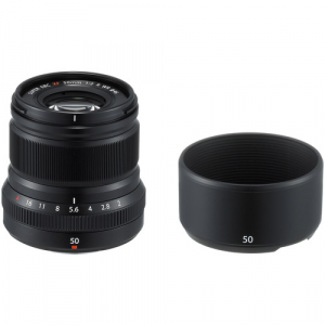 Fujifilm XF 50mm f/2 R WR - black2