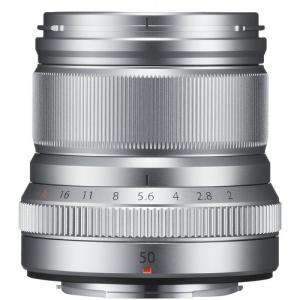 Fujifilm XF 50mm f/2 R WR - Silver1