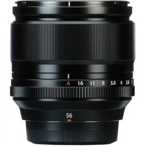 Fujifilm XF 56mm f/1.2 R Black1