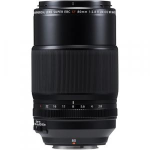 Fujifilm XF 80mm f/2.8 LM OIS WR Macro Black1