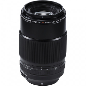 Fujifilm XF 80mm f/2.8 LM OIS WR Macro Black0