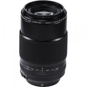Resigilat: Fujifilm XF 80mm f/2.8 LM OIS WR Macro Black - Resigilat [0]