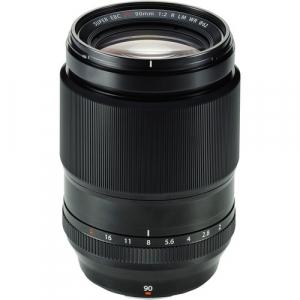 Fujifilm XF 90mm f/2.0 R LM WR Black0
