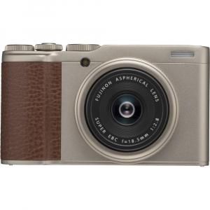 Fujifilm XF10 - compact APS-C 24 MP Champagne Gold0
