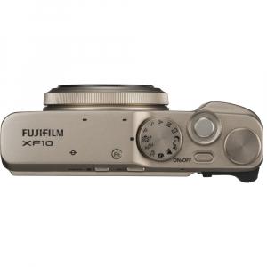 Fujifilm XF10 - compact APS-C 24 MP Champagne Gold3