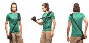 GGS FotoSpeed Curea umar sling F12