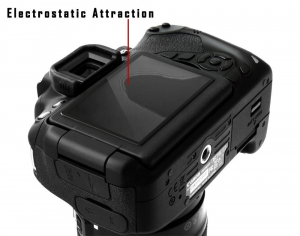 GGS LARMOR protectie din sticla pentru ecran - CANON 1200D / 1300D / 2000D5