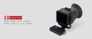GGS Vizor universal S3 (lupa 3x)0