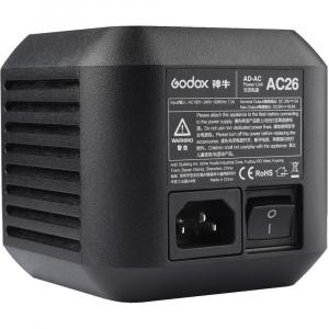 Godox AC26 adaptor alimentare retea pentru bltz-urile AD600Pro2