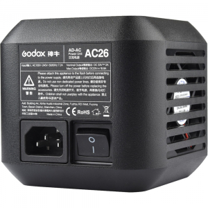 Godox AC26 adaptor alimentare retea pentru bltz-urile AD600Pro0