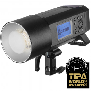 Godox AD400 Pro TTL Witstro - All-In-One Outdoor Flash + softbox Godox AD-S65 [1]