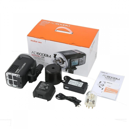 Godox AD600BM WITSTRO Manual All-in-One Outdoor Flash [3]