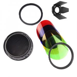 Godox BD-08- Barndoor kit ( Voleti ) pentru AD400PRO [0]