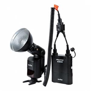 Godox DB-02 - cablu adaptor in Y pentru bateriile PB960, AD360, AD1803