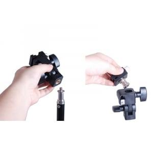 Godox Flashlight Holder E - suport blitz3