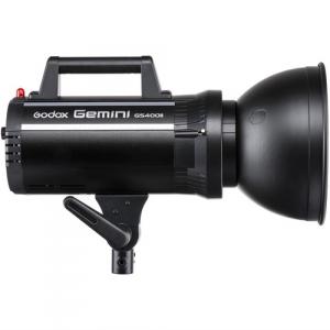 Godox GEMINI GS400II versiunea II, blitz studio kit 3X400Ws3