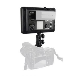 Godox LED308II c - lampa video cu voleti si telecomanda, 3300-5500K4