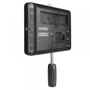 Godox LED500L C - lampa LED cu telecomanda 3300-5500K [1]