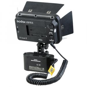 Godox LX cablu conectare Lampi Godox  LED126, LED170, LED500, LED1000 cu Power Pack-ul PB-9602