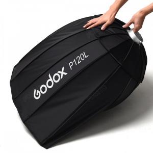 Godox P120L softbox parabolic 120cm + montura Bowens [7]