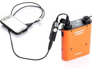 Godox PB-USB cablu usb conectare la Power Pack-ul PB-960  [1]