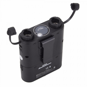 Godox PB960 4500mAh Battery Pack Dual pentru blitz-urile Hot Shoe - Nikon, Canon, Sony, Metz, Godox. [2]