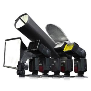 Godox SA-K6 6in1 Speedlite Accessories Kit7