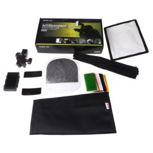 Godox SA-K6 6in1 Speedlite Accessories Kit0