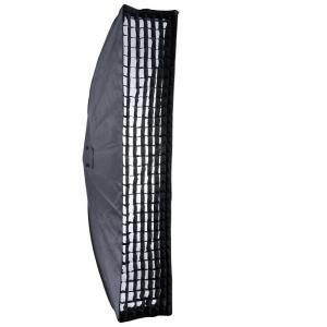 Godox SB-FW 35x160cm , softbox + grid + montura Bowens0