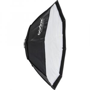 Godox  SB-FW 95cm  - softbox octogonal +  montura Bowens0