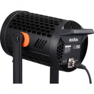 Godox UL150W Silent LED Video Light - montura Bowens , 5600K [7]
