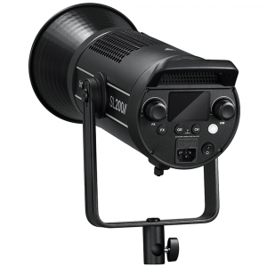 Godox SL-200 II W LED Video Light - montura Bowens , 5600K [8]