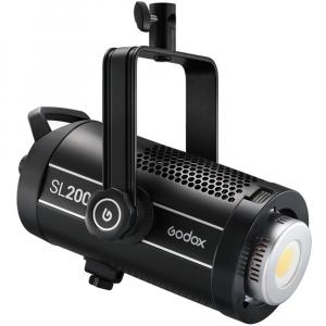 Godox SL-200 II W LED Video Light - montura Bowens , 5600K [3]