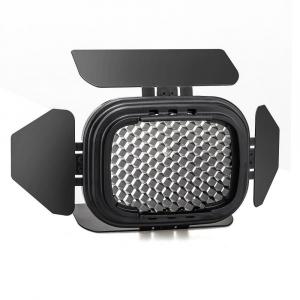 Godox Speedlite Color BD-07 - Grid cu voleti si filtre pentru AD2001