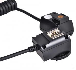 Godox TL-C 3m , cablu TTL pentru Canon2