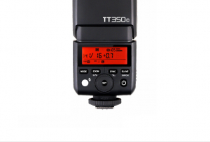 Godox TT350C- Blitz Mirrorless - Canon2