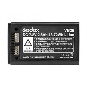 Godox VB26 - acumulator Li-Ion pentru blitz Godox V11