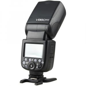 Godox Ving V860-O II kit, blitz 2.4G Wireless E-TTL pentru Olympus/Panasonic , numar director 605