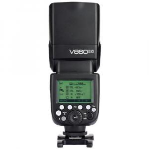 Godox Ving V860C II kit blitz 2.4G Wireless E-TTL pentru Canon, numar director 603