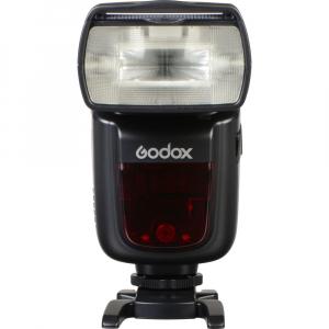 Godox Ving V860N II kit blitz 2.4G Wireless i-TTL pentru Nikon, numar director 601