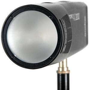 Godox Witstro H200R - Cap Flash Rotund pentru  AD200 TTL3