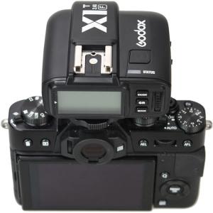 Godox X1T-F - transmitator radio TTL 1/8000s pentru Fuji3