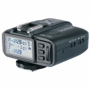 Godox X1T-N - transmitator radio TTL 1/8000s pentru Nikon [0]